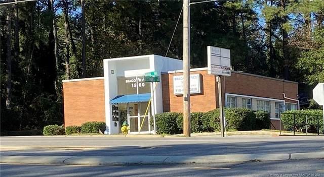 1500 Bragg Boulevard, Fayetteville, NC 28301 (MLS #649605) :: Freedom & Family Realty