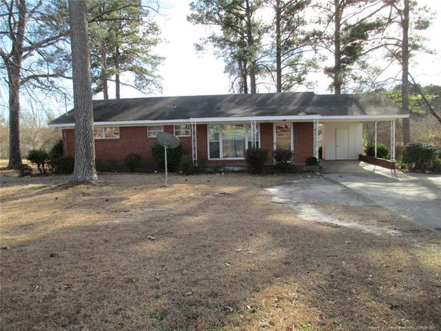 319 Fraizer Drive, Sanford, NC 27332 (MLS #649609) :: On Point Realty