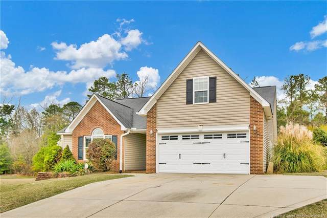 134 Mckinley Court, Raeford, NC 28376 (MLS #649616) :: The Signature Group Realty Team
