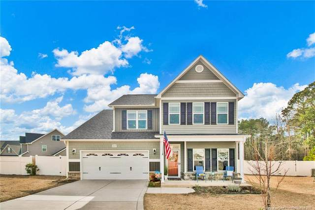 2917 Windjammer Circle, Fayetteville, NC 28306 (MLS #649619) :: The Signature Group Realty Team