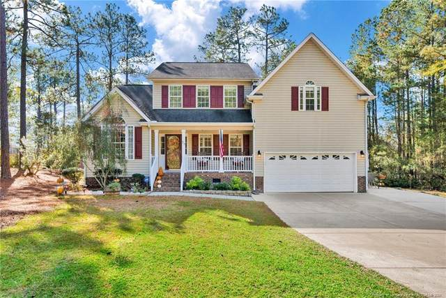 25 Cove Landing, Sanford, NC 27332 (MLS #649636) :: The Signature Group Realty Team