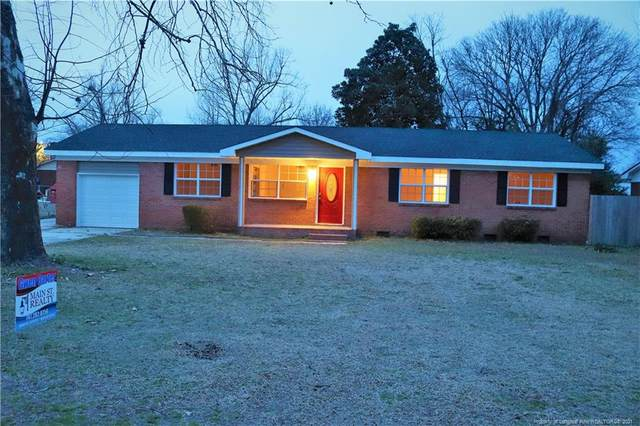 1022 Wayside Road, Fayetteville, NC 28314 (MLS #649645) :: On Point Realty
