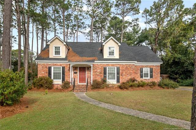 2608 Elmhurst Drive, Fayetteville, NC 28304 (MLS #649673) :: The Signature Group Realty Team