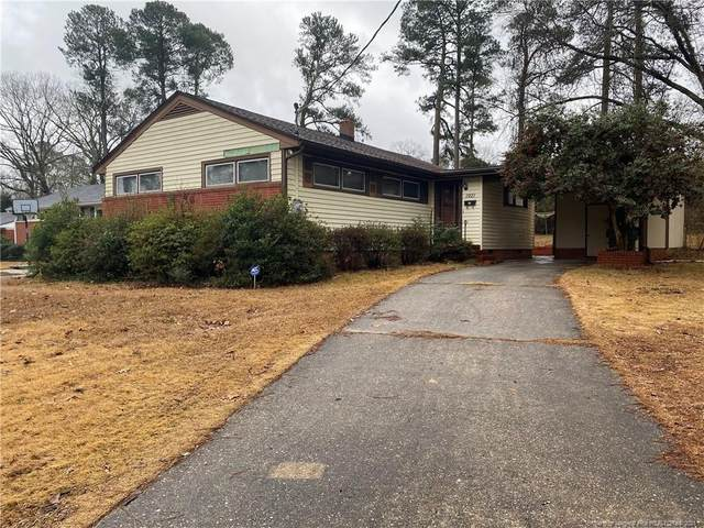 1921 Manteo Street, Fayetteville, NC 28303 (MLS #649696) :: The Signature Group Realty Team