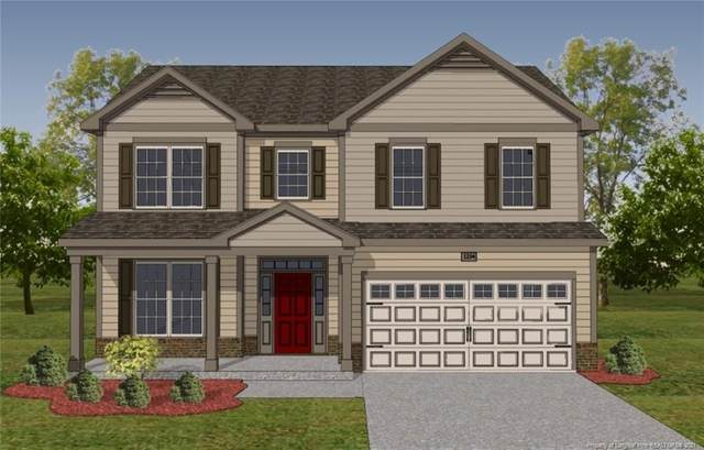 153 Georgia Lt 7 Drive, Raeford, NC 28376 (MLS #649784) :: Freedom & Family Realty