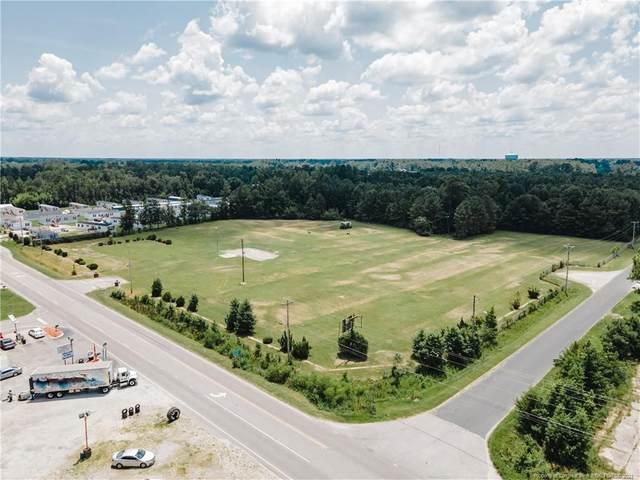 2440 E 5th Street, Lumberton, NC 28358 (MLS #649788) :: RE/MAX Southern Properties