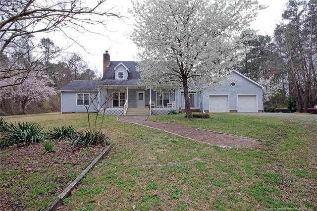 161 Spring Brook Court, Vass, NC 28394 (MLS #649794) :: Freedom & Family Realty