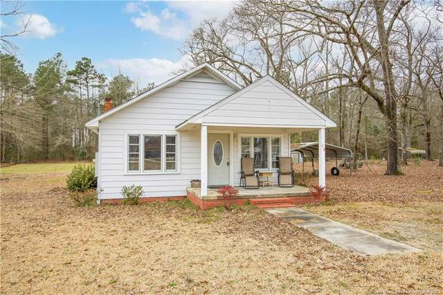 28 Old 87 Road, Elizabethtown, NC 28337 (MLS #649845) :: The Signature Group Realty Team