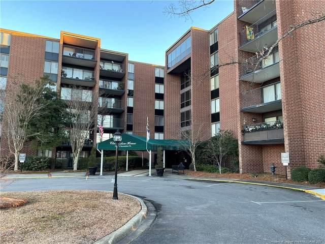 1100 Clarendon Street #504, Fayetteville, NC 28305 (MLS #649867) :: Towering Pines Real Estate