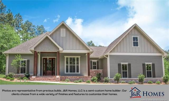 4 Blackstone Road, Sanford, NC 27330 (MLS #649889) :: The Signature Group Realty Team