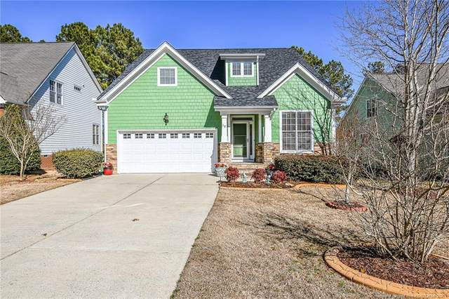 38 Cottswold Lane, Spring Lake, NC 28390 (MLS #649950) :: The Signature Group Realty Team