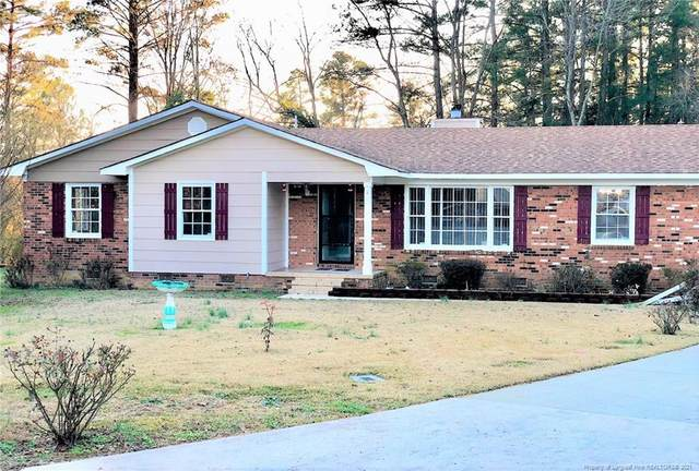 612 Bangor Court, Fayetteville, NC 28314 (MLS #649969) :: Moving Forward Real Estate