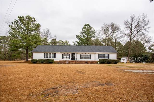 247 Benson Chapel Road, Rowland, NC 28383 (MLS #649990) :: The Signature Group Realty Team