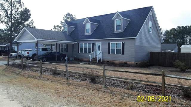 142 Danbury Drive, St. Pauls, NC 28384 (MLS #650010) :: The Signature Group Realty Team