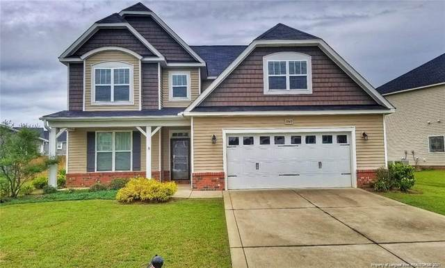1045 Ronald Reagan Drive, Fayetteville, NC 28311 (MLS #650077) :: The Signature Group Realty Team