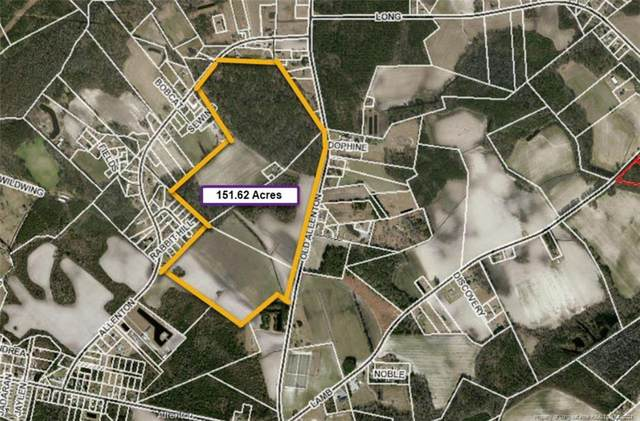 1142 Old Allenton Road, Lumberton, NC 28358 (MLS #650085) :: The Signature Group Realty Team
