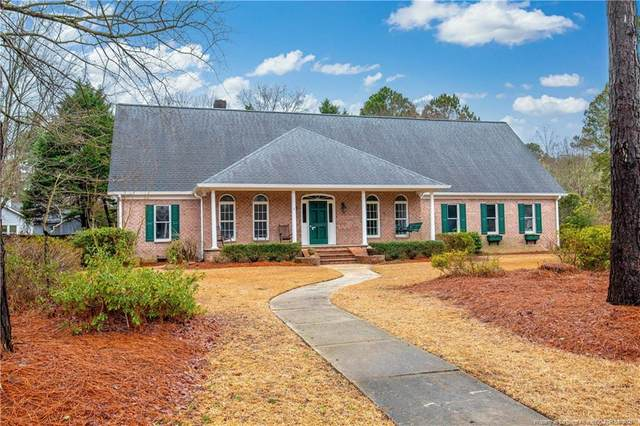 204 Woodsage Circle, Fayetteville, NC 28303 (MLS #650097) :: The Signature Group Realty Team