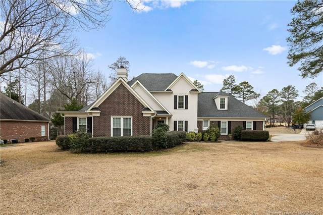 301 Dunleith Place, Fayetteville, NC 28311 (MLS #650103) :: The Signature Group Realty Team