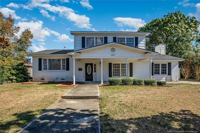 1207 Wentworth Place, Fayetteville, NC 28304 (MLS #650133) :: The Signature Group Realty Team