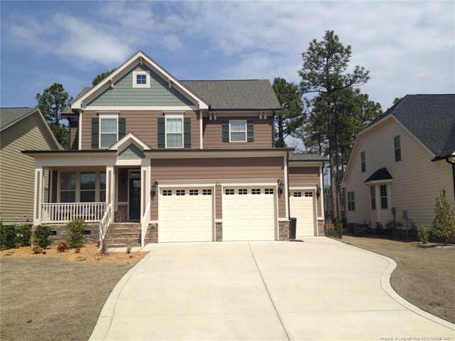 21 Skipping Pines Court, Spring Lake, NC 28390 (MLS #650135) :: The Signature Group Realty Team