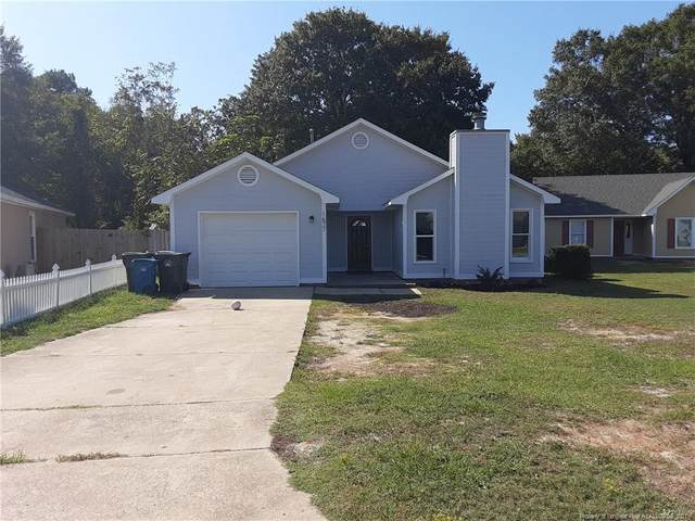 1677 Veanna Drive, Fayetteville, NC 28301 (MLS #650207) :: Moving Forward Real Estate