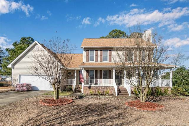 306 Eileen Drive, Spring Lake, NC 28390 (MLS #650208) :: Freedom & Family Realty