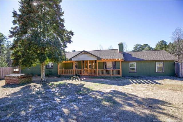 484 Heritage Farm Road, Carthage, NC 28327 (MLS #650215) :: The Signature Group Realty Team
