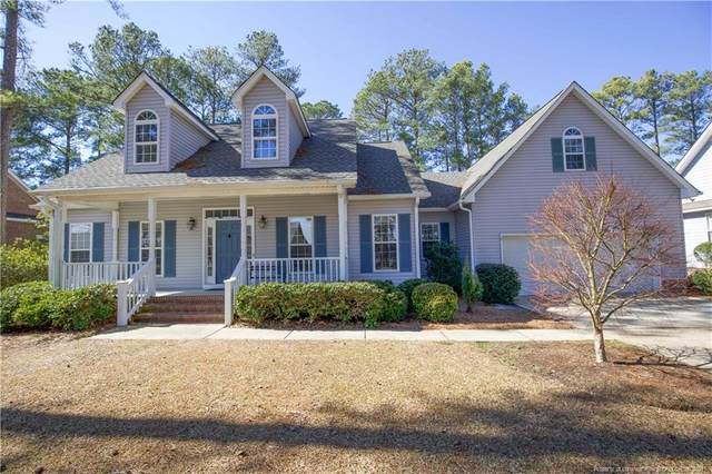1259 Greenbriar Drive, Vass, NC 28394 (MLS #650238) :: Moving Forward Real Estate