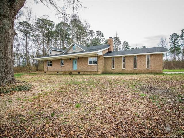 114 Roscoes Road, Pembroke, NC 28372 (MLS #650291) :: Towering Pines Real Estate