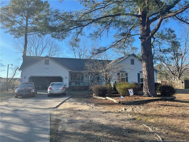 4811 Arbor Road, Fayetteville, NC 28311 (MLS #650316) :: The Signature Group Realty Team