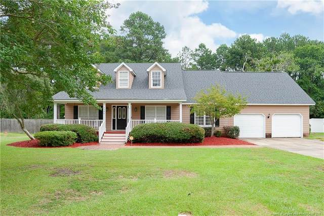 4196 Ferncreek Drive, Fayetteville, NC 28314 (MLS #650324) :: The Signature Group Realty Team