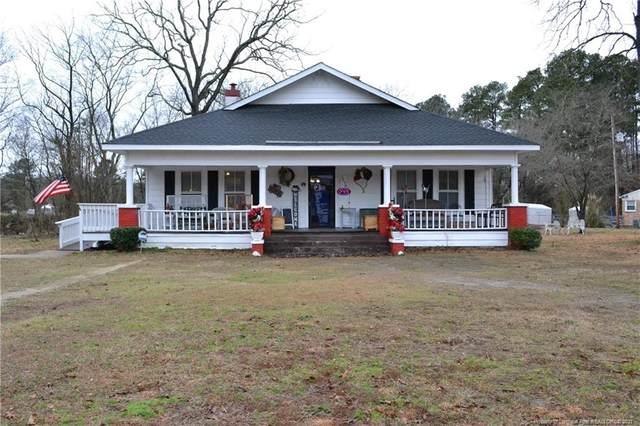 3174 Lindsay Road, Raeford, NC 28376 (MLS #650326) :: Moving Forward Real Estate