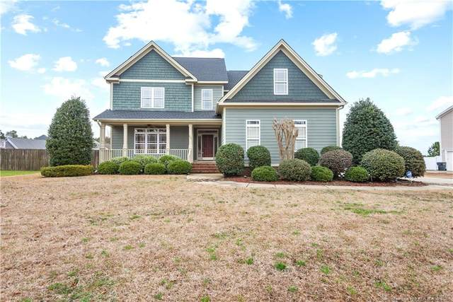 331 Lancelot Court, Linden, NC 28356 (MLS #650369) :: The Signature Group Realty Team
