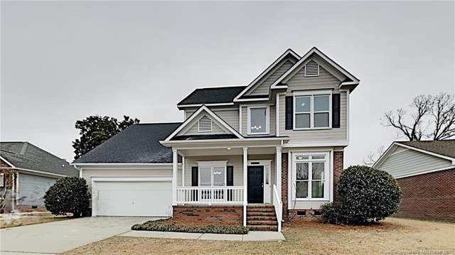 4780 Deer Lakes Road, Fayetteville, NC 28311 (MLS #650375) :: Freedom & Family Realty