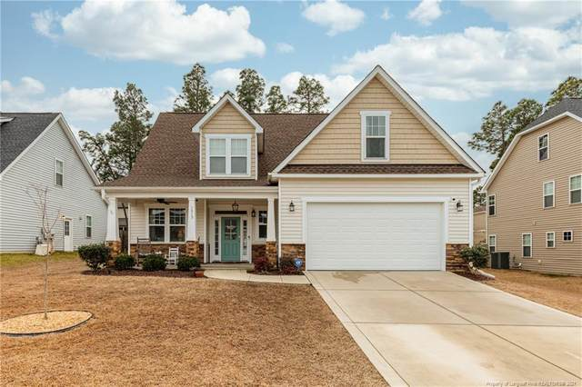 1015 Liberty Lane, Fayetteville, NC 28311 (MLS #650376) :: The Signature Group Realty Team