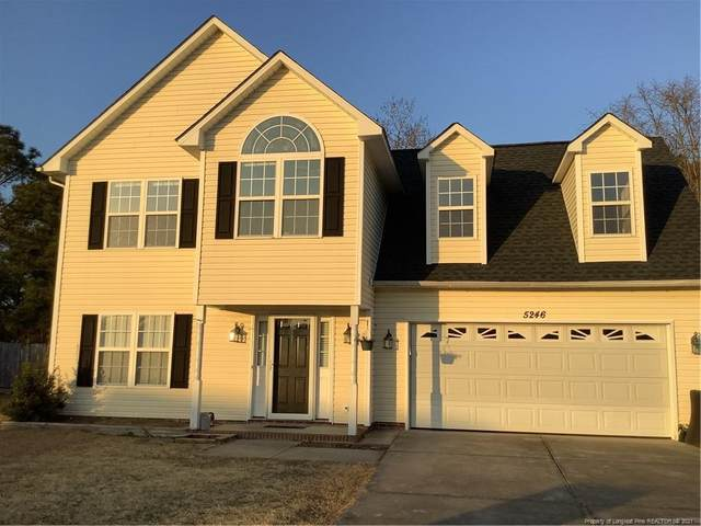 5246 Old Railroad Way, Hope Mills, NC 28348 (MLS #650390) :: Freedom & Family Realty