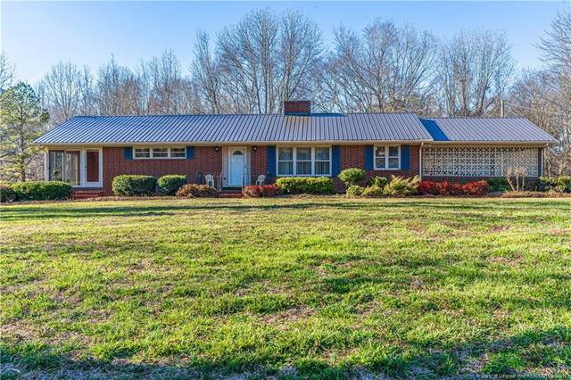 1412 N Moore Road, Robbins, NC 27325 (MLS #650402) :: The Signature Group Realty Team
