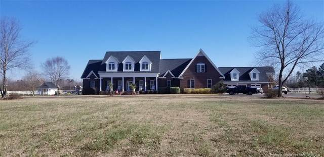 1348 Armory Road, Parkton, NC 28371 (MLS #650404) :: The Signature Group Realty Team