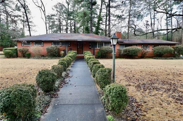 6185 Pine Street, Fayetteville, NC 28311 (MLS #650405) :: Moving Forward Real Estate