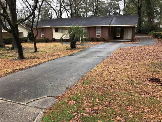 305 Highland Avenue, Lumberton, NC 28358 (MLS #650406) :: Freedom & Family Realty