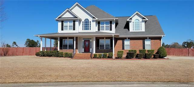 2609 Dewop Drive, Fayetteville, NC 28306 (MLS #650414) :: Moving Forward Real Estate