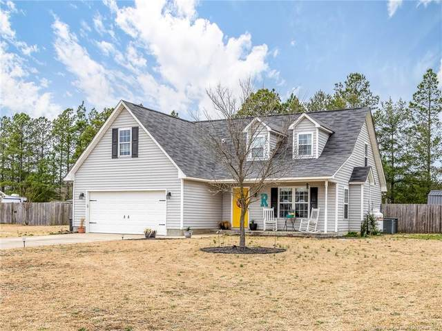 7548 Documentary Drive, Fayetteville, NC 28306 (MLS #650427) :: The Signature Group Realty Team