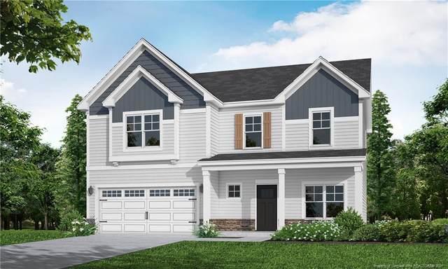 TBD South Dakota Court, Spring Lake, NC 28390 (MLS #650475) :: Moving Forward Real Estate