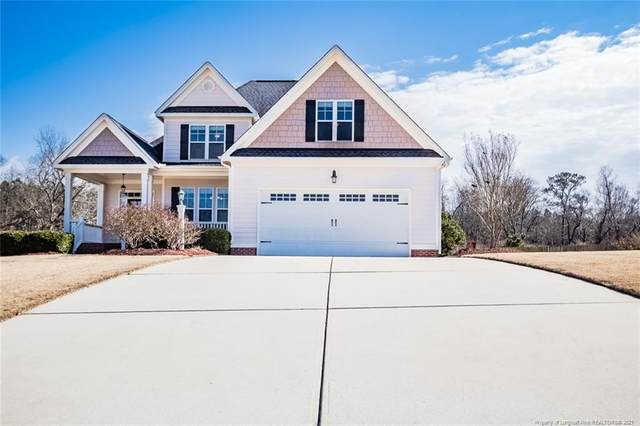 38 Saw Grass Court, Bunnlevel, NC 28323 (MLS #650488) :: Moving Forward Real Estate