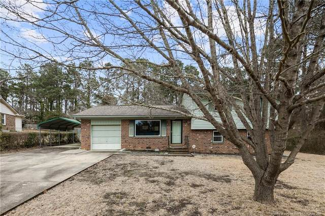 282 Decatur Place, Fayetteville, NC 28303 (MLS #650511) :: The Signature Group Realty Team