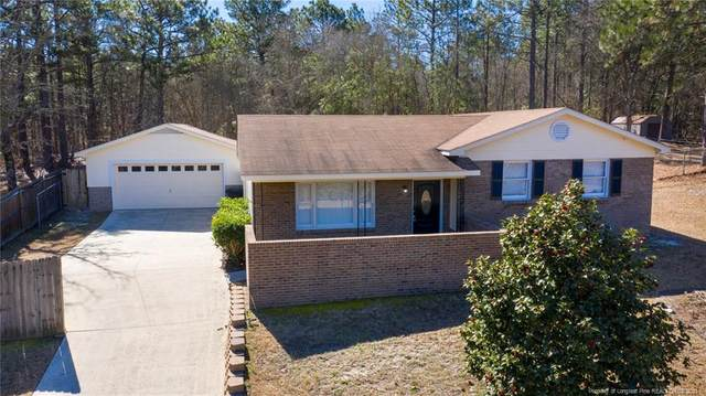 3031 Cricket Road, Fayetteville, NC 28306 (MLS #650520) :: Freedom & Family Realty