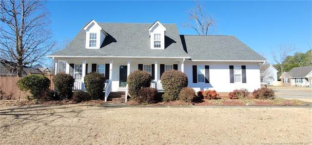 3416 Lancers Drive, Fayetteville, NC 28306 (MLS #650532) :: Moving Forward Real Estate
