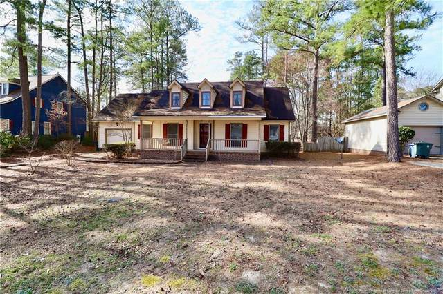 436 Oakgrove Drive, Fayetteville, NC 28314 (MLS #650534) :: The Signature Group Realty Team