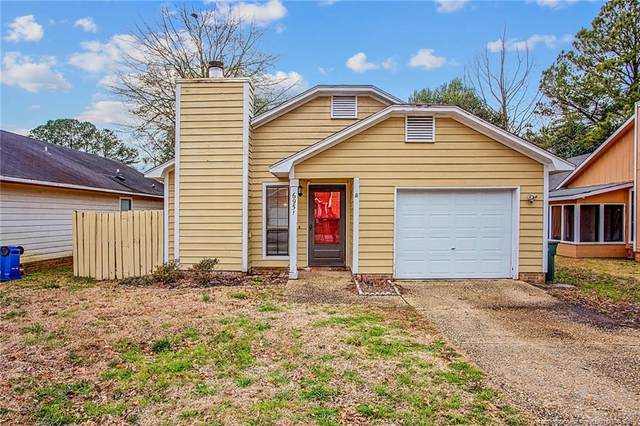 6951 Timberwood Drive, Fayetteville, NC 28314 (MLS #650536) :: Freedom & Family Realty
