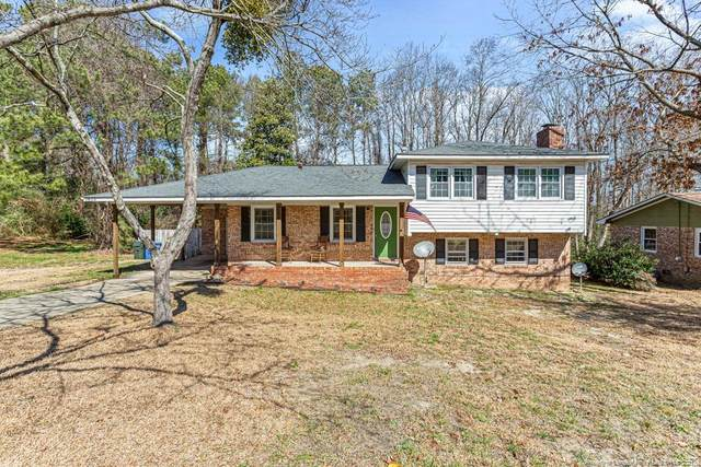 1435 Marlborough Road, Fayetteville, NC 28304 (MLS #650547) :: Freedom & Family Realty